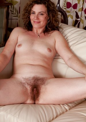 Sofia Matthews perfect in purple and very hairy