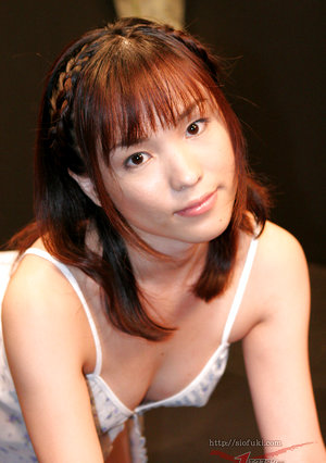 Japanese adult model Arisa Suzuki