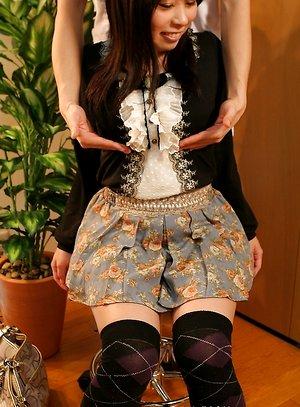 Sexy japanese girl massage pics