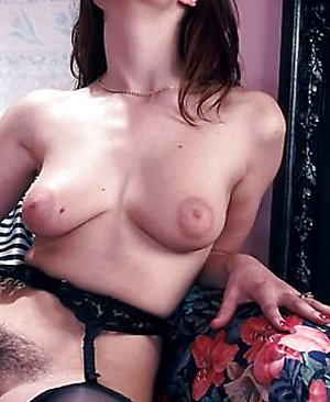 X-Rated Hairy Pussy Scene